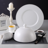 Buy cheap 33.5cm Porcelain China Dinnerware Sets from wholesalers