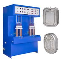 Wholesale industrial 80KW Induction Brazing Machine For Welding Stainless Steel Pan from china suppliers