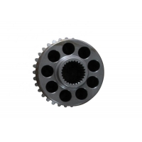 Wholesale Excavator Travel Motor Hydraulic Cylinder Block Hmgc16 Ex120-1 from china suppliers