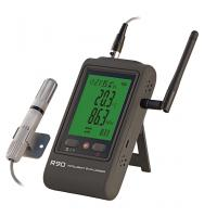 Warehouse Temperature And Humidity Data Logger : Wifi wireless temperature humidity data logger of item