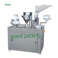 Wholesale Skin Care Products Small Hand Semi Automatic Capsule Filling Machine Of Stainless Steel from china suppliers