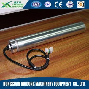 Wholesale Drum Motor Electric Conveyor Rollers , Powered Steel Conveyor Rollers from china suppliers