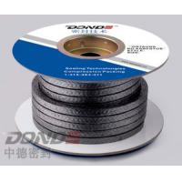 Buy cheap Expanded graphite braided packing from wholesalers