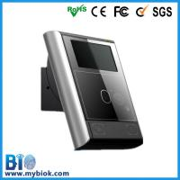 Wholesale Professional facial recognition time attendance and access control terminal,dual camera from china suppliers