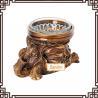 Buy cheap creative resin animal antique elephant ashtray New Type poly resin ashtray from wholesalers