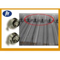 4N Force Stainless Steel Flat Spiral Spring For Supermarket Cigarette Pushers