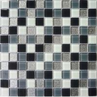 Wholesale hand-painted crystal tile for wall & floor decoration from china suppliers
