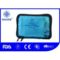 Wholesale Waterproof OSHA ANSI 99 Pieces First Aid Kit , Marine First Aid Kit Bags from china suppliers