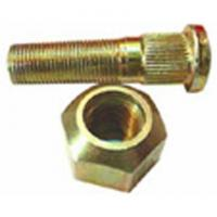 Wholesale Customized High Strength Yellow Zinc Plated Wheel Bolts and Nut For Tractor from china suppliers
