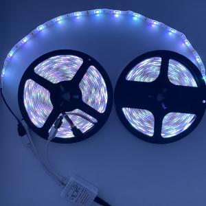 Wholesale IP65 12V 10M 60W Flexible RGB LED Strip from china suppliers
