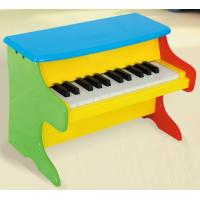 25 Key Colorful Table Baby Mini Childrens Wooden Piano Set