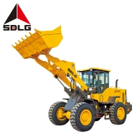 Sdlg LG933L Earth Moving Machinery 1.8m3 Bucket 3 Ton Payload Wheel Loader