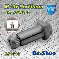 Wholesale Carbon steel Galvanised Zinc plated Hot dip Galanised stainless steel Steelwork Expansion Anchor Bolt from china suppliers