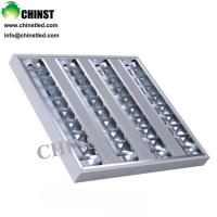 T8 Grid Tube Fixtures 600*600mm 40W Recessed Light Panels
