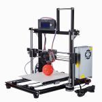 China Large Format Aluminum Reprap Prusa i3 plus DIY 3D Printers With LCD Screen wholesale