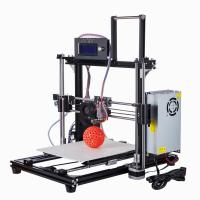 Wholesale Large Format Aluminum Reprap Prusa i3 plus DIY 3D Printers With LCD Screen from china suppliers