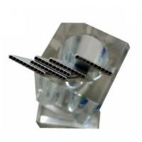 Quality Top Grade Quality 3003 Alloy Parallel Flow Microchannel Flat Aluminum Tube for sale