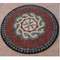 Round Colorful Mosaic Tile, Marble bathroom tiles for sale ...