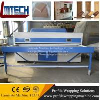 Wholesale Door making PVC foil Vacuum press machine price from china suppliers & Wholesale pvc door making vacuum membrane press machine from pvc ...