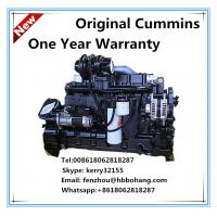 Wholesale 130KW diesel motor Dongfeng Cummins water cooled turbo motor from china suppliers