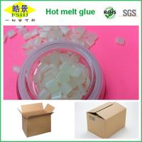 Wholesale Rosin Resin Hot Melt Packaging Glue For Soap Wrapper / Yellow Granule Box Sealing Adhesive from china suppliers