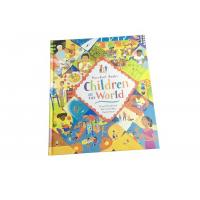 Wholesale Offset Hardcover Book Printing , Children'S Picture Books A4 / A5 / A6 Size from china suppliers