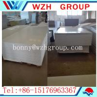 Buy cheap prime 50-150 mm EPS wall panel / sandwich panel price per meter from wholesalers