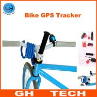 Wholesale Mini Hidden Bike Tracker GPS/GSM/GPRS Quad Band Real-time Bicycle gps tracker Google Map tracker Retail box from china suppliers