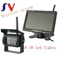 Wholesale 2.4G Waterproof  Wireless Backup Cameras Vehicles 480 TV Lines from china suppliers