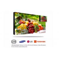 Wholesale Black 46 inch Wall Mounted LCD Video Wall Multimedia With 4K Panel Samsung from china suppliers