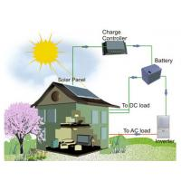 Wholesale Long Working Time Household Solar Power Systems96V Lead - Acid Battery For Farm from china suppliers