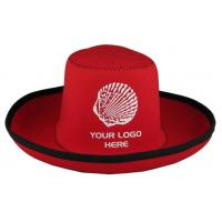 Wholesale wholesale 80% neoprene 20% spandex promotional bucket hat with customer logo printing from china suppliers