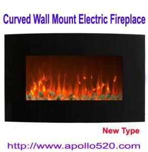 decor flame electric fireplace manual