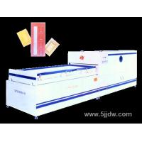 Wholesale China PVC vacuum membrane press machine for furniture making from china suppliers