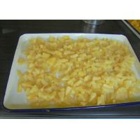 Buy cheap Delicious Canned Food Factory Production Fresh Canned Pineapple Tidbits from wholesalers