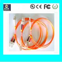 Wholesale lc to st multimode duplex fiber optical jumper cord from china suppliers