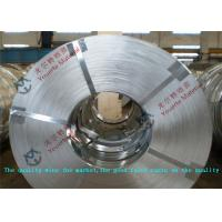 Wholesale Q195 DX51D SGCC ASTM A653M JIS 610mm Hot-dipped Galvanized Steel Coil , 0.14mm to 3.0mm Steel Coil from china suppliers
