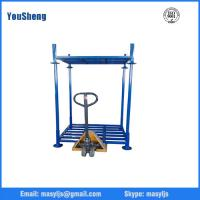 Wholesale Retailers General Merchandise Storage Industrial Tyre Stillage Rack, warehouse stacking rack from china suppliers