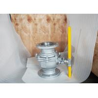 Wholesale Carbon Steel Flanged Ball Valve 150LB Lever 2 Piece Full Port Ball Valve API6D API608 RF ANSI from china suppliers