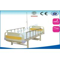 Two Function Mobile Adjustable Hospital Beds For Disabled