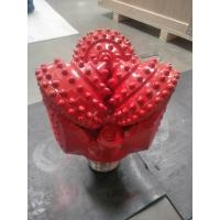 Wholesale IADC437 IADC637 Tricone Drill Bits Water Well Drilling Forging Processing from china suppliers