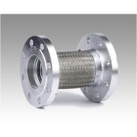 Ss stainless steel flexible hose with flange fittings