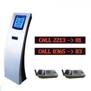 Wholesale CE Certificate Customer Flow Queue Ticket Dispenser Machine from china suppliers