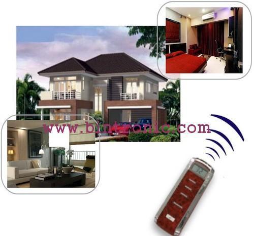 Wireless Automation Home System Of Bintronicenterprise