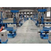 Wholesale Building Wire Wire Making Equipment , Cable Production Machines 1 Year Warranty from china suppliers