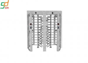 Wholesale Waterproof Samrt Full Height Turnstiles, Automatic Waist Height Turnstile Gate from china suppliers