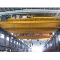 Wholesale QDX Electric Overhead Crane with Multiple Trolley , 200 / 32t, 250t, 400t Rated Capacity from china suppliers