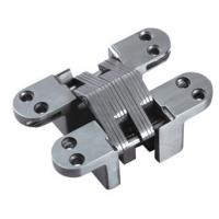 Wholesale 180° Casting Stainless Steel Concealed Hinges For Fireproof Door Villa Door from china suppliers