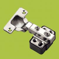 Wholesale good quality fittings for furniture Nickel finished hinges inset type from china suppliers