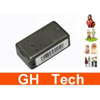 Wholesale Mini Realtime GPRS GSM GPS Tracker for KID/Car/Dog Tracker Device from china suppliers